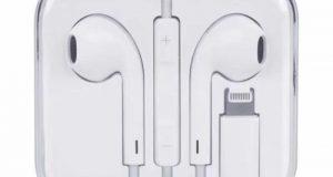 Bluetooth Earphone Headphone Volume Wired Headset For Apple iPhone X 8 7 Plus 6