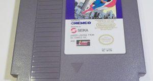 Superman (Nintendo) 1988 Very Good Condition Kemco NES action video game 1