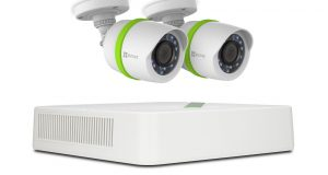EZVIZ 720P 2x Bullet Camera 1TB HDD 4 Channel Smart Home Video Security System 6