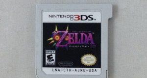 The Legend of Zelda Majora's Mask (Nintendo 3DS, 2015) (Game Only) (6064-US57) 2