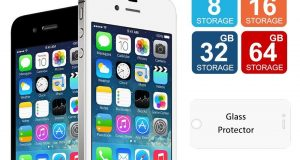 Apple iPhone 4S 8GB 16GB 32GB 64GB Factory Unlocked SIM Free Smartphone Mobile 6