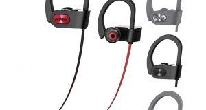 Mpow Bluetooth Earbuds Best Wireless Headphones Running Sports Gym Headset 8