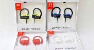 power3 wireless G5 Sports Wireless in Ear Headphones 4