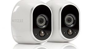 Arlo Security System, 2 Wire-Free HD Cameras, Indoor/Outdoor, Night Vision 4
