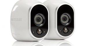 Arlo Security System, 2 Wire-Free HD Cameras, Indoor/Outdoor, Night Vision 8