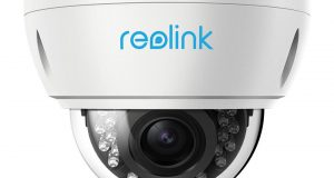 Reolink PoE IP Security Camera 5MP HD Autofocus Zoom Home Night Vision RLC-422 1