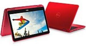 "Dell i3168 11.6"" HD 2-in-1 Convertible Laptop Intel Pentium Quad Core 4GB 500GB 1"