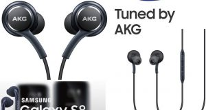 New OEM Samsung Galaxy S8 S8+ AKG Earbuds Headphones Stereo Headset EO-IG955 Lot 2