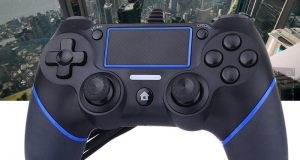 Wired Game Controller GamePad Joypad Joystick For Sony PS4 PlayStation4 US STOCK 4