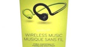 Plantronics BackBeat Fit Green Bluetooth Headphones Wireless 4