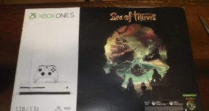 Microsoft Xbox One S 1TB Sea of Thieves Console - White Free Shipping! 8