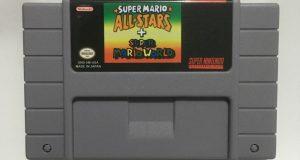 2018 Super mario all stars + world SNES Super Nintendo Video Game USA Version 6