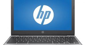 "HP 11-V010NR 11.6"" Laptop Intel Celeron N3060 1.6GHz 4GB 16GB Chrome OS 2"