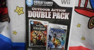 Nintendo Wii   Outdoor Action Double Pack Game COMPLETE 8