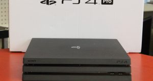 Sony PlayStation 4 - Pro 1TB Black Console 8
