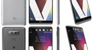 LG V20 H910 AT&T + GSM UNLOCKED SILVER GRAY 4G LTE 64GB 16MP 4GB RAM SMARTPHONE 8
