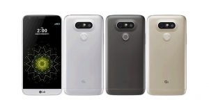 "LG G5 VS987 4G LTE 5.3"" 32GB 16MP Smartphone Verizon + GSM Unlocked Titan/Silver 2"