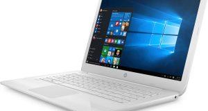 "HP Stream White 14"" Laptop 14-ax027cl Celeron N 1.6GHz 4GB RAM 32GB SSD X7S48UA 2"
