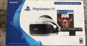 Sony PlayStation 3002490 PS4 VR DOOM Bundle 1