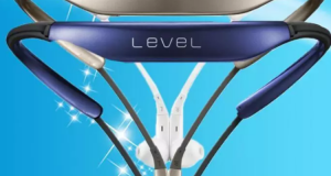 Level U  Bluetooth Wireless In Ear Headphones Stereo Neck Headset 2