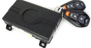 VIPER 3X05 KEY LESS ENTRY SECURITY SYSTEM CAR ALARM Module w/ 2 Key Fobs 8