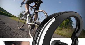 Wireless Bluetooth Headset Stereo Headphone Earphone Sport Handfree Universal 8