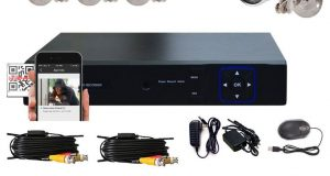 2TB 4CH Channel DVR Recorder HDMI Home Security Camera System H.264 SATA USA BH 1
