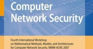 Computer Network Security: Fourth International Conference o 6