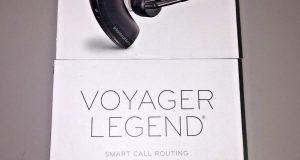 BRAND NEW Plantronics Voyager Legend Wireless Bluetooth headset - Black 6