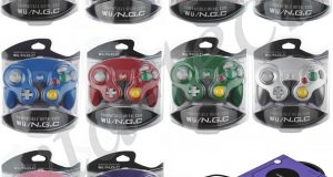 NEW Shock Game Controller Pad for Nintendo Gamecube NGC Wii Multiple Colors 1