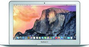Apple MacBook Air 128 GB SSD 4 GB Ram 1.6 GHz Intel Core i5 Silver MJVM2LL/A 4