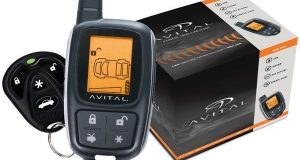 Avital 5305L 2-Way Remote Auto Car Start Starter & Alarm Security Replaced 5303L 4