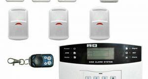 Wireless Smart GSM+LCD+2G Home Security Burglar Door Alarm System Motion NEW USA 4