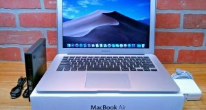 """Apple MacBook Air 13"""" / 1.8GHz Core i5 / UPGRADED 256GB SSD / 4GB RAM / OS-2017 4"""