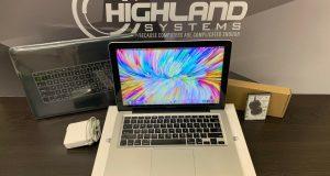 APPLE MACBOOK PRO 13  / 3.1GHz i5 TURBO / 16GB RAM / 1TB HD / OS-2017 / WARRANTY 4