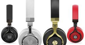 Bluedio T3 Bluetooth 4.1 Stereo Headphone Bass Wireless 3D Mic Foldable Headset 2