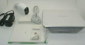 Netgear Arlo HD Wireless Security Base VMB3000 & Camera VMC3030 8