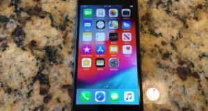 Apple iPhone 8 - 64GB - Space Gray (Unlocked) A1863 (CDMA + GSM) EC 8