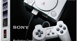 Sony PlayStation  3003868 Classic Console - Gray 1