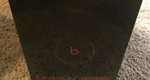 Beats Solo3 Wireless On Ear Headphones Decade Collection Defiant Black/Red 1