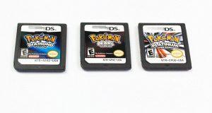 Nintendo Pokemon Platinum/Diamond/Pearl version game card for 3DS NDSI DSI DS US 1