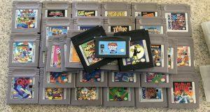 Nintendo Gameboy Games - You Pick 8