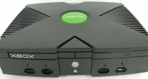 Microsoft Original Xbox Works Perfectly Reads + Plays Game Discs Console Only 1