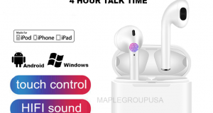 i12 TWS Bluetooth 5.0 Earphones Wireless Headphones Earbuds For iPhone Android 6