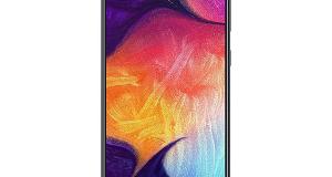 Samsung Galaxy A50 64GB Black Verizon Smartphone SM-A50 1