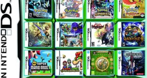 208in1 Video Game Games Cartridge Multicart For DS NDS NDSL NDSi 2DS 3DS 4
